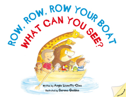 ROW ROW ROW YOUR BOAT...WHAT CAN YOU SEE?