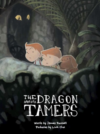 dragon-tamers-website