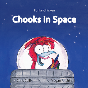 Chooks in Space cover