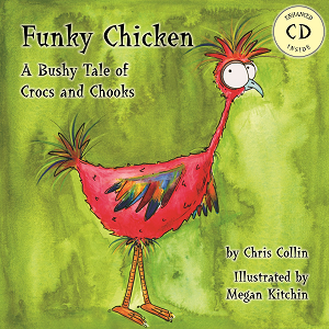 Funky Chicken cover