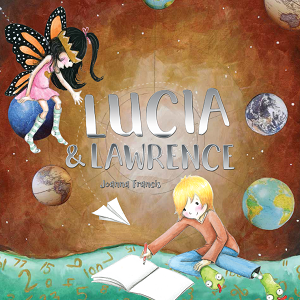 Luia and Lawrence cover
