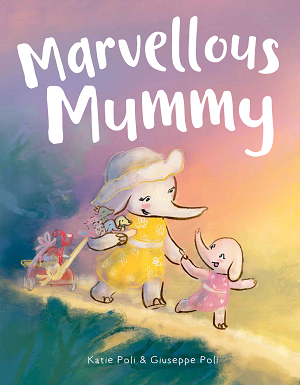 Marvellous Mummy cover