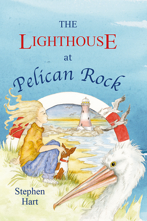 Lighthouse at Pelican Rock cover