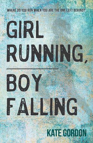 Girl Running Boy Falling