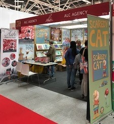 Alc Agency stand Bologna Book Fair 2018