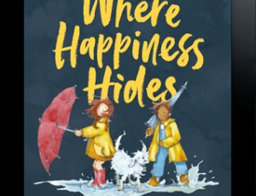 Where Happiness Hides – international release as a free eBook download